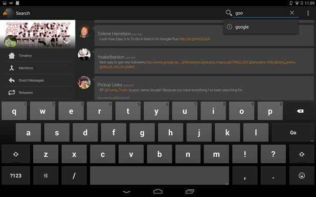 Talon for Twitter app for Android