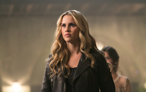Claire Holt as Rebekah in The Originals: 'The Casket Girls'