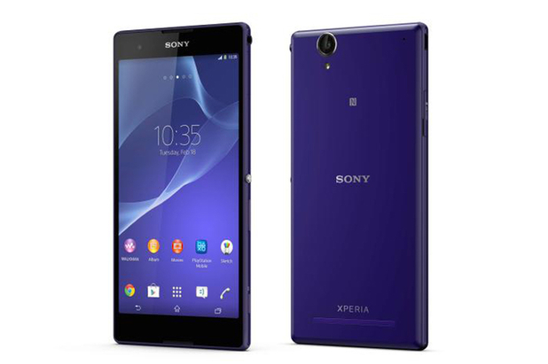 Sony's Xperia T2 Ultra budget phablet