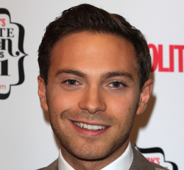 Matt Di Angelo at the Cosmopolitan's Ultimate Women Awards 2011