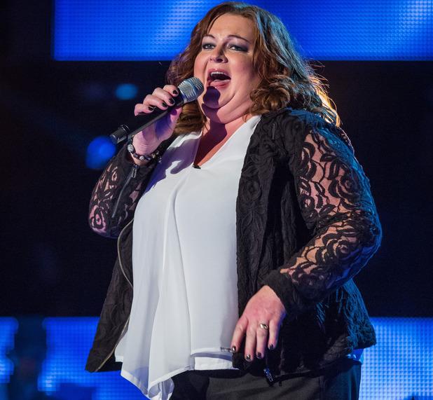 The Voice contestant Tara Lewis