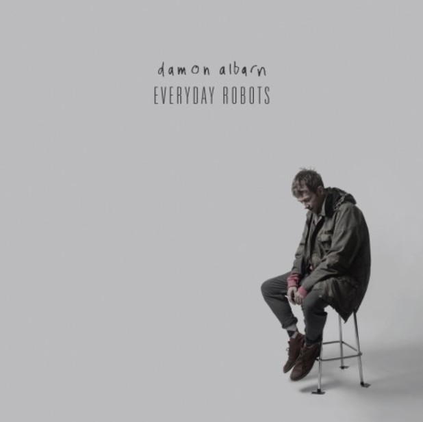 Damon Albarn's 'Everyday Robots' artwork