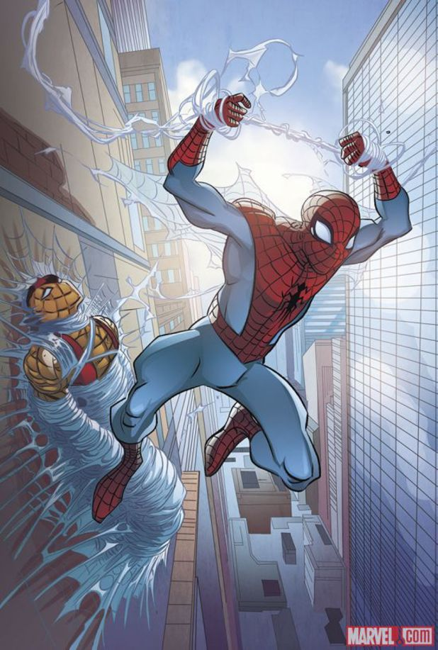 The 'Amazing Spider-Man' Infinite Comic #1