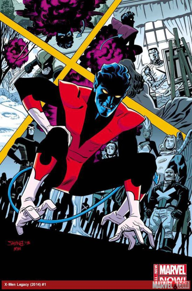 Chris Claremont returns to X-Men with Nightcrawler ongoing ...