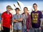 Inbetweeners star worried by trailer criticism