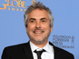 Golden Globes: Cuarón mocks his accent