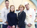 Bonnie Wright, Johnny Vaughan, Michael Vaughan and Samantha Bond will take part.