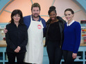 Emma Freud, Jamelia, Victoria Pendleton and Michael Ball took part on Wednesday.