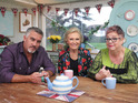 Jo Brand-hosted Bake Off companion show has impressive debut on primetime BBC Two.