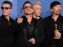 U2 are up for Best Original Song at the 2014 Academy Awards.