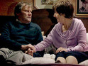 Share your thoughts on Monday's emotional episodes of Coronation Street.