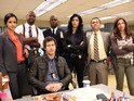 The cast of Brooklyn Nine-Nine season one