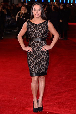 'Jack Ryan: Shadow Recruit' film premiere, London, Britain - 20 Jan 2014 Beth Tweddle