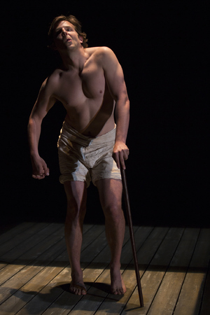 Bradley Cooper, The Elephant Man, Williamstown Theatre Festival