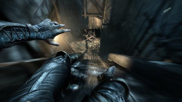 'Thief' screenshot