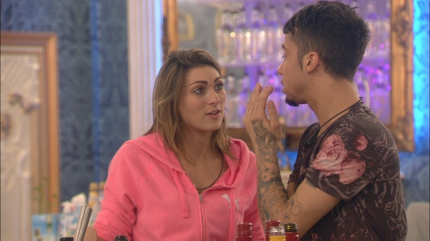Luisa Zissman and Dappy