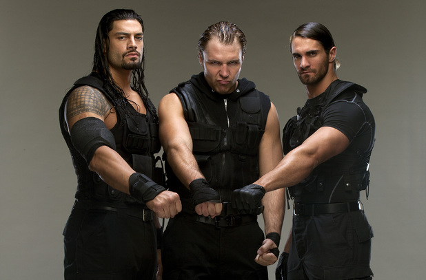 Seth Rollins/The Shield