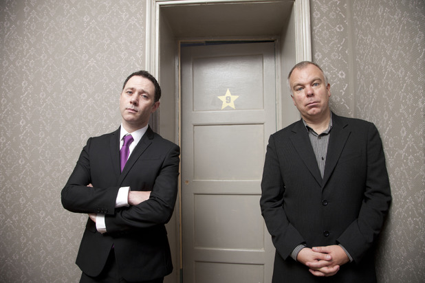 Reece Shearsmith and Steve Pemberton.