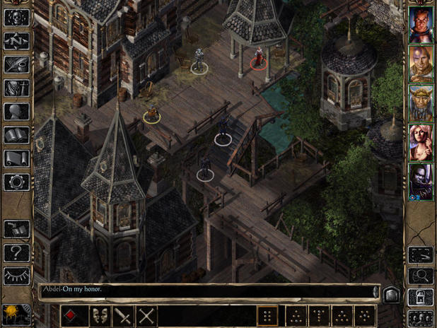 Baldur's Gate 2: Enhanced Edition screenshot