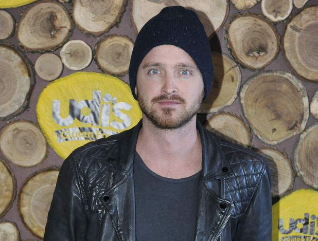 Aaron Paul UDIs Gluten Free Table Day 3 during Sundance Film Festival 2014, Park City, Utah, America - 19 Jan 2014
