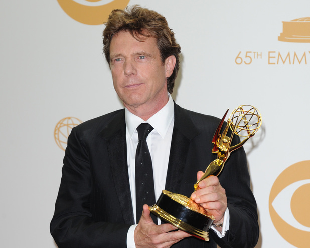 65th Annual Primetime Emmy Awards held at Nokia Theatre L.A. Live - Press John De Mol