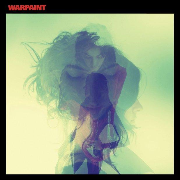 Warpaint: Warpaint album cover