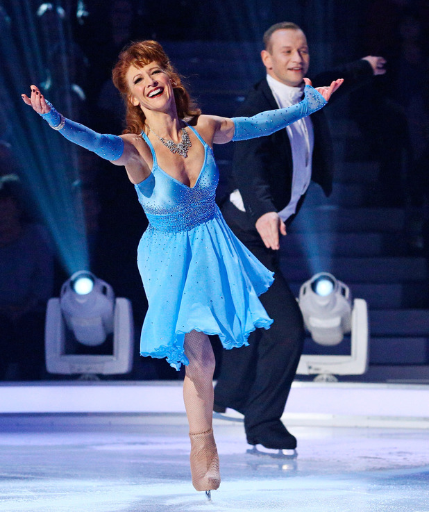 Bonnie Langford and Andrei Lipanov