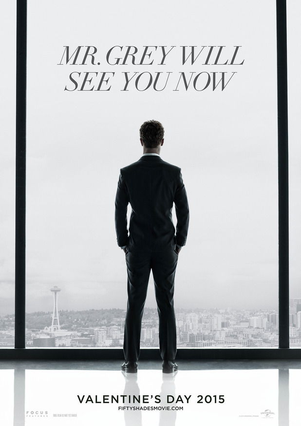 First Fifty Shades of Grey movie poster
