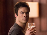 Damon, Matt, Katherine, Jeremy and Bonnie in The Vampire Diaries: '500 Years of Solitude'