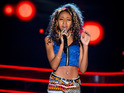 Iesher Haughton auditions for The Voice