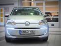 VW's eco-focused electric vehicle keeps it simple.