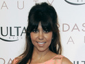 Kourtney Kardashian at the launch of Kardashian Beauty at ULTA