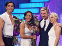 "Zaraah Abrahams says competing on Dancing on Ice has been ""wonderful""."