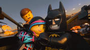 Will Arnett voices Batman in The Lego Movie.