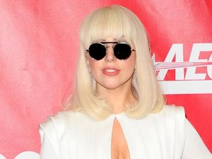 MusiCares Person of the Year Gala, Los Angeles, America - 24 Jan 2014 Lady Gaga