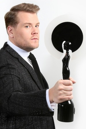 James Corden for Brit Awards 2014.