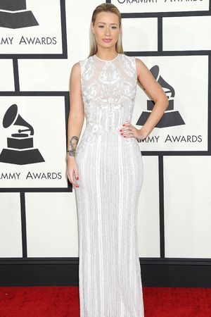 56th Annual Grammy Awards, Arrivals, Los Angeles, America - 26 Jan 2014 Iggy Azalea 26 Jan 2014