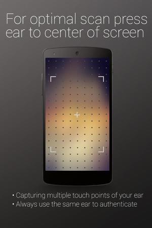 Ergo mobile app