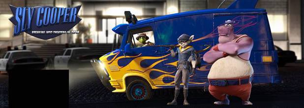 Sly Cooper movie