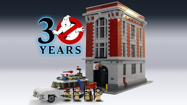 30th Anniversary Lego Ghostbusters set