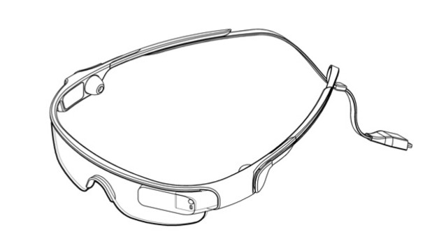 Samsung Galaxy Gear illustration