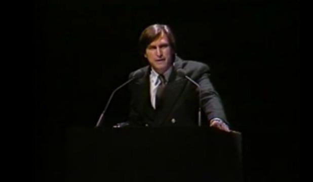 Steve Jobs Mac 1984