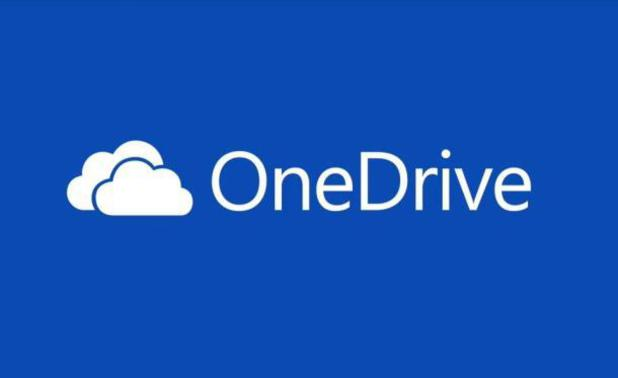 Logo for SkyDrive successor OneDrive
