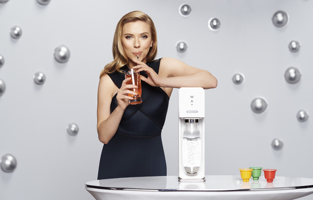 Scarlett Johansson unveiled as SodaStream Global Brand Ambassador - Jan 2014 Scarlett Johansson Jan 2014