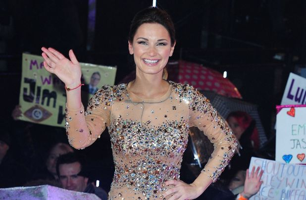 Sam Faiers is evicted from the Celebrity Big Brother House at Elstree Studios