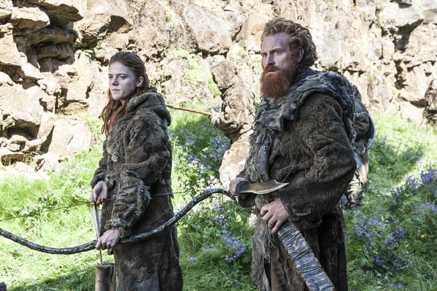 Ygritte and Tormund