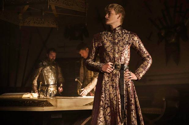 Game of Thrones season 4: first look -  Jack Gleeson as Joffrey Baratheon