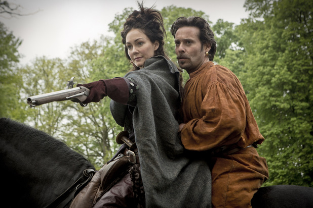 'The Musketeers' episode 3