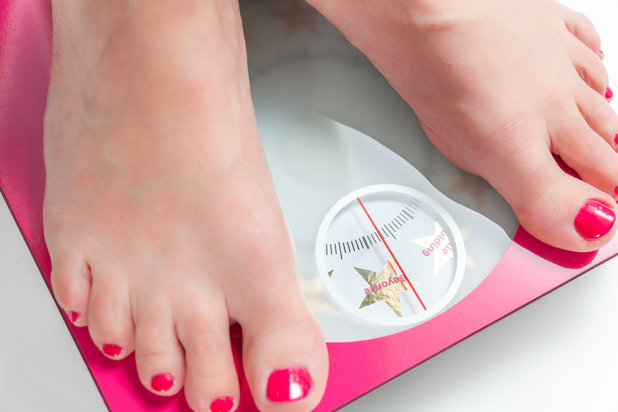 Superdrug, Celebrity weigh scales