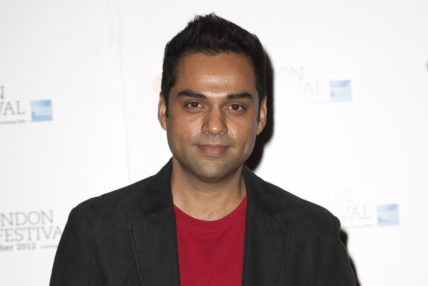 Abhay Deol at the BFI London Film Festival 2012.